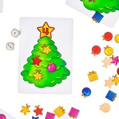 Думай! Играй! Побеждай! Новогодний лес Smile Decor П310
