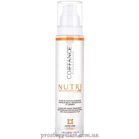 Coiffance Professionnel Nutri Intense Elixir – Эликсир для блеска и восстановления