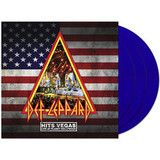 Def Leppard / Hits Vegas - Live At Planet Hollywood (Limited Edition)(Coloured Vinyl)(3LP)