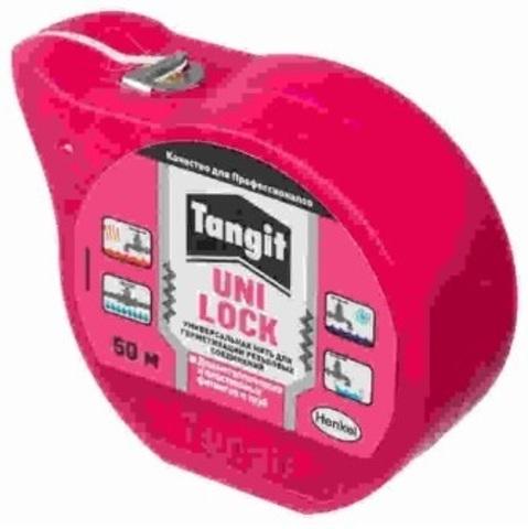 Tangit Uni-Lock 50 м - нить универсальная для герметизации резьбовых соединений