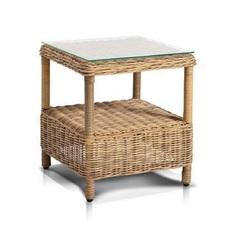 Стол плетеный кофейный 4sis Форио