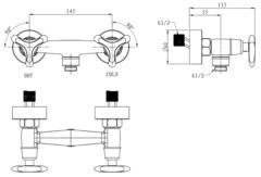 Схема KAISER 57077