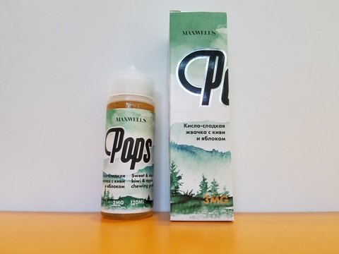 Pops by MAXWELLS 120ml