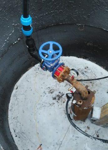 Проект организации зоны санитарной охраны для водозаборной скважины.