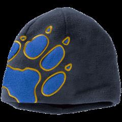 Шапка детская Jack Wolfskin Front Paw Hat Kids night blue
