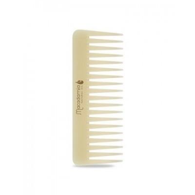 Macadamia Natural Oil: Гребень для волос, пропитанный маслом арганы и макадамии, 1шт