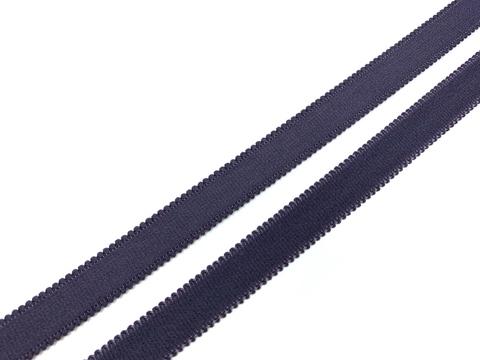 Резинка бретелечная лилово-серая 15 мм (цв. 1825)