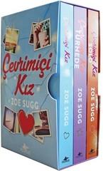 Çevrimiçi Kız-3 Kitap Takım