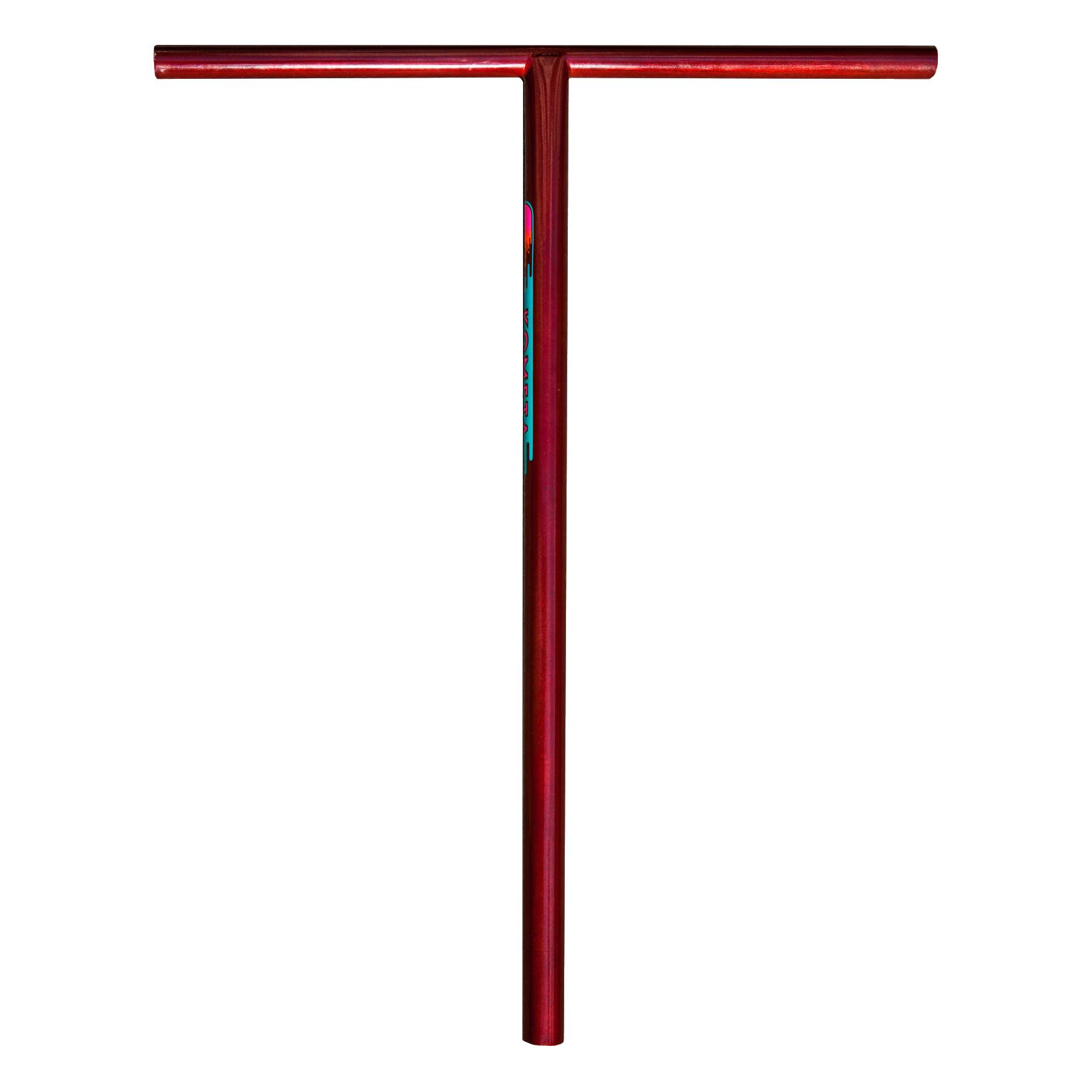 Руль для трюкового самоката КОМЕТА V2 Oversized 34.9 (Ruby)