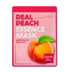 Farm Stay - Тканевая маска с экстрактом Персика