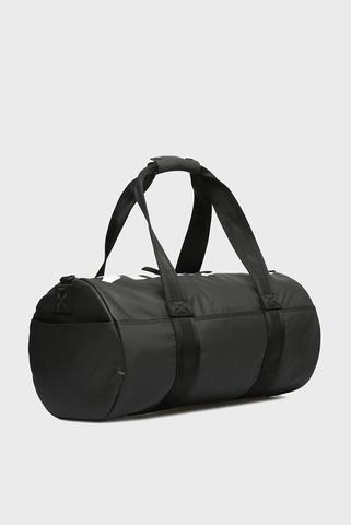 Мужская черная спортивная сумка BOLDMESSAGE Diesel