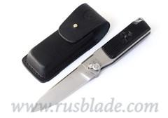 Custom Urakov T3 M390 steel Folding knife