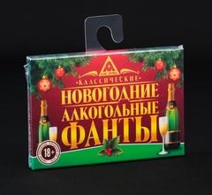 Игра алкогольная «Новогодние алкогольные фанты», фото 6