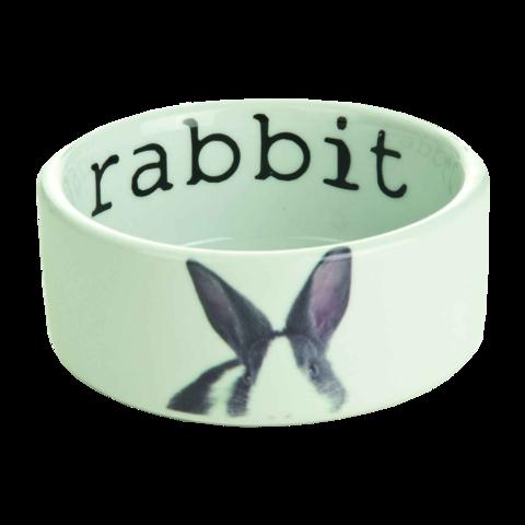 Beeztees Миска для кролика керамическая