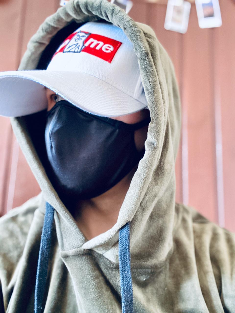 маска Bona fide 111222black