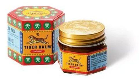 Тайский тигровый бальзам 10 мг.