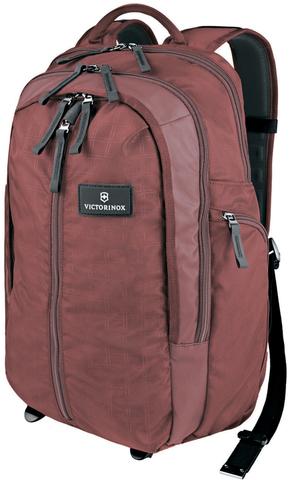 Рюкзак VICTORINOX Altmont™ 3.0, Vertical-Zip Laptop Backpack, красный, нейлон Versatek™, 33x18x49 см, 29 л (32388203)