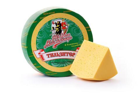 Сыр тильзитер Монастырская продукция 1кг