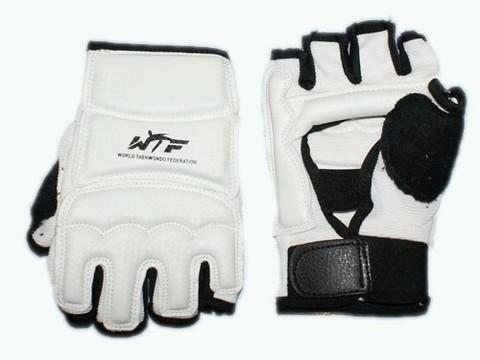 Перчатки для тхеквондо. Размер S. :(ZTT-005S):