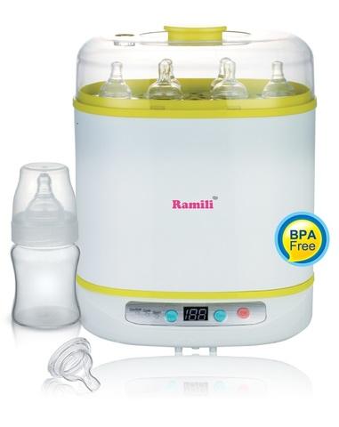 Стерилизатор бутылочек Ramili Steam Sterilizer BSS150