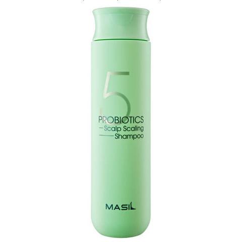 Masil Шампунь глубоко очищающий с пробиотиками - 5 Probiotics scalp scaling shampoo