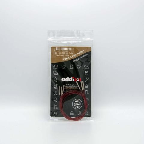 Набор лесок addiSOS длиною 60, 80 и 100 см для системы addiClick