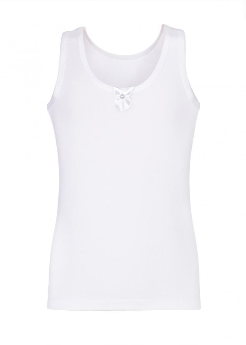 Майка LR-U-C-B-SLL-PJ, цвет белый