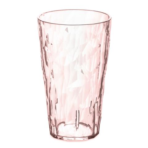 Стакан Koziol CLUB L, 400 мл, розовый