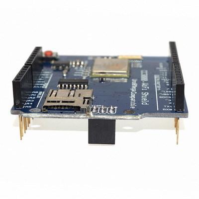 Плата расширения WiFi Shield CC3000