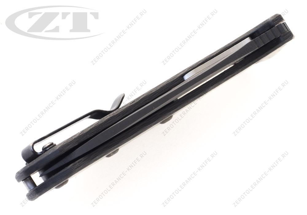Нож Zero Tolerance 0770CF M4 - фотография