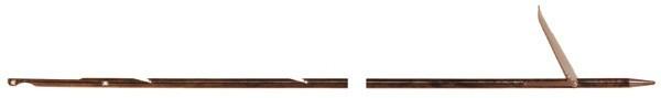 Гарпун Beuchat Tahitian из нержавеющей стали с наконечником rockwell 200 кг