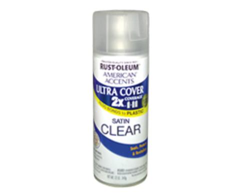 American Accents Ultra Cover Clear Лак финишный матовый для всех эффектов