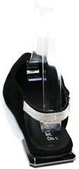 Летние туфли босоножки Kluchini 5183 Black.
