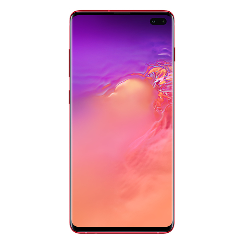 Смартфон Samsung Galaxy S10+ 8/128GB (Гранат) [EAC]