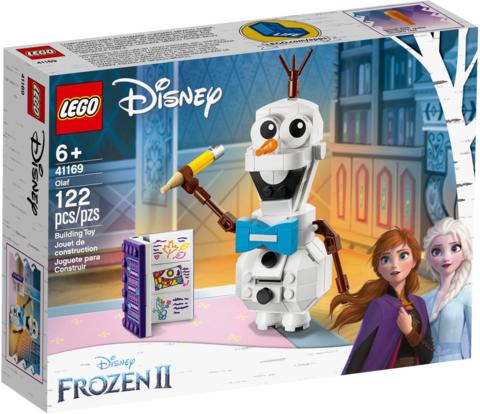 LEGO Disney Princess: Олаф 41169 — Olaf — Лего Принцессы Диснея