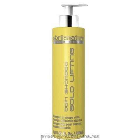 Abril et Nature Gold Lifting Bain Shampoo – Шампунь для вьющихся волос