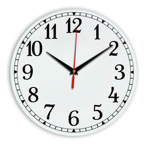 Настенные часы Ideal 920 белые