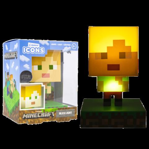 Светильник Minecraft Alex Light