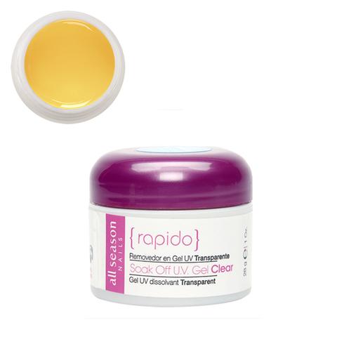 Цветной Soak of gel Citrus Splash 28,4 мл.