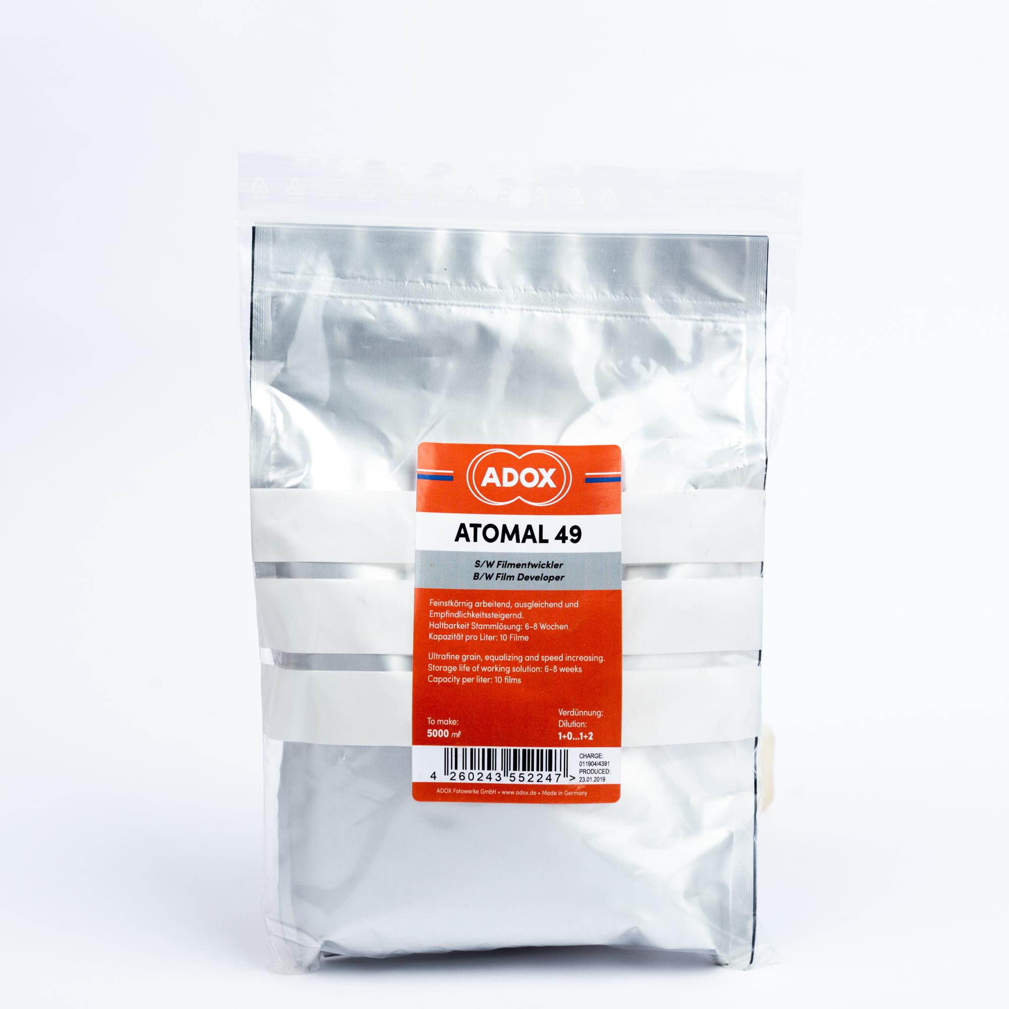 Проявитель ADOX ATOMAL49 (на 5 литров)