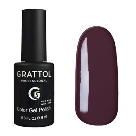 Classic Collection Grattol, Гель-лак 009, Burgundy, 9 мл Grattol__Гель-лак_009__Burgundy.jpg