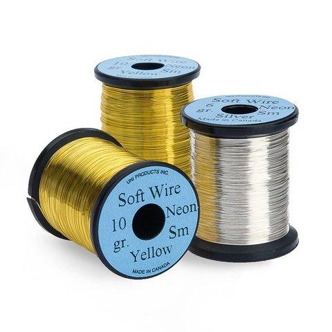 "UNI Мягкая проволока Soft Wire Medium NEON #30 .011"""
