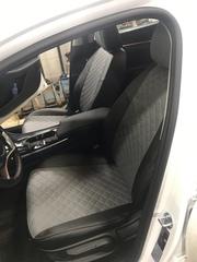 Чехлы на Hyundai Sonata 2019–2021 г.в.