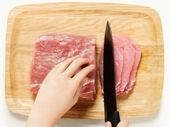 Набор керамических ножей Xiaomi Nano ceramic 3 ножа и овощечистка