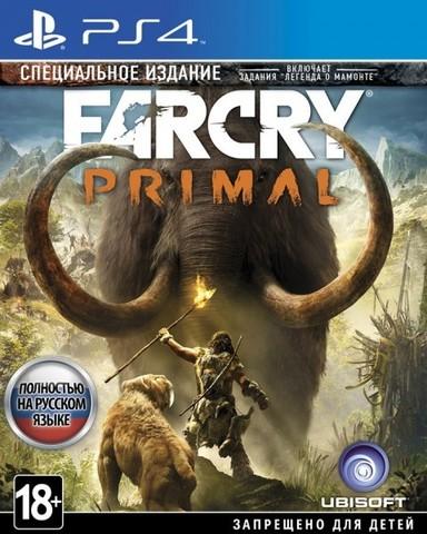 Far Cry Primal. Специальное Издание (PS4, русская версия)