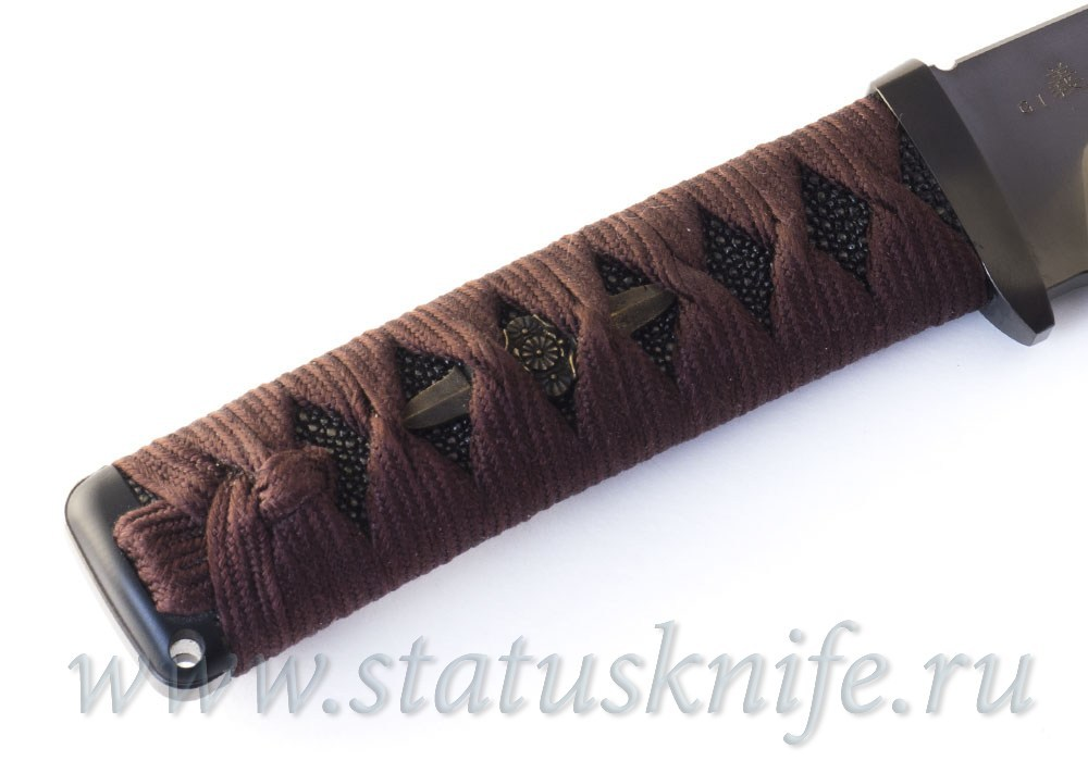 Нож Rockstead GI YXR7 DLC - фотография