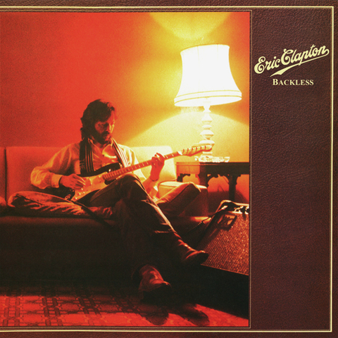Eric Clapton / Backless (LP)