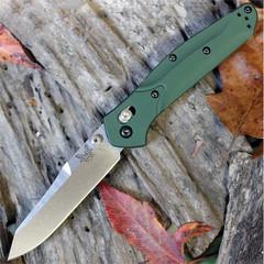Складной нож Танто Benchmade 940 Osborne Reverse Tanto