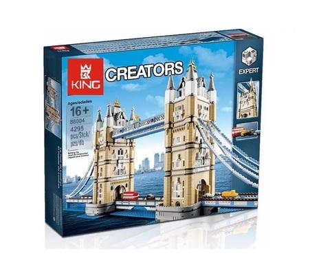 Конструктор King 88004 / 180086 Лондонский Тауэрский мост