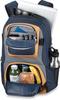 Картинка рюкзак для скейтборда Dakine Duel 26L Carbon - 2